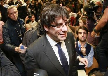 Troje współpracowników Puigdemonta wróciło z Brukseli do Barcelony