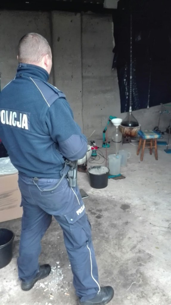 foto. Komenda Miejska Policji w Kaliszu