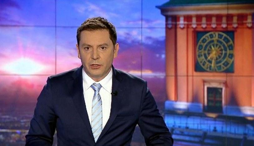 """""""Każdy pretekst jest dobry, by uderzyć w dziennikarza telewizji publicznej"""" - napisał dziennikarz TVP Michał Adamczyk w liście do prezesa Jacka Kurskiego."""