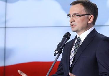 """Zbigniew Ziobro: KRS w tym składzie to """"jądro ciemności"""" sądownictwa"""