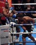 Dillian Whyte wściekły na decyzję WBC