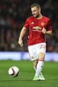 Luke Shaw może opuścić Manchester United