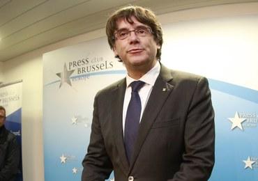 Sąd Najwyższy Hiszpanii: Wydano Europejski Nakaz Aresztowania Carlesa Puigdemonta