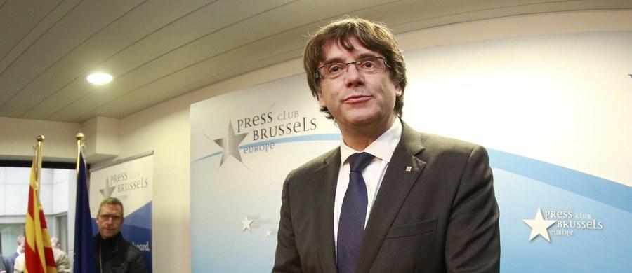 Minister sprawiedliwości Belgii Koen Geens powiedział w sobotę, że jego rząd nie ma żadnego wpływu na dalsze losy zdymisjonowanego przez władze w Madrycie premiera Katalonii Carlesa Puigdemonta po wydaniu przez hiszpański sąd Europejskiego Nakazu Aresztowania (ENA).
