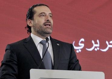 Premier Libanu podał się do dymisji. Boi się o swoje życie, oskarża Iran i Hezbollah
