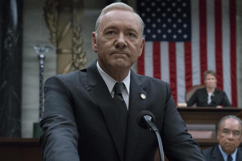 """""""Netflix nie będzie zaangażowany w żadną dalszą produkcję z udziałem Kevina Spaceya"""" - poinformował w specjalnym oświadczeniu rzecznik firmy."""