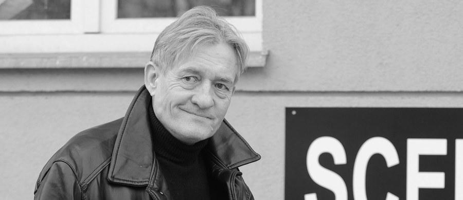 """Nie żyje Marek Frąckowiak, aktor teatralny, filmowy i telewizyjny, znany m.in. z ról w """"Alternatywach 4"""", """"07 Zgłoś się"""" czy """"Plebani"""". Miał 67 lat."""