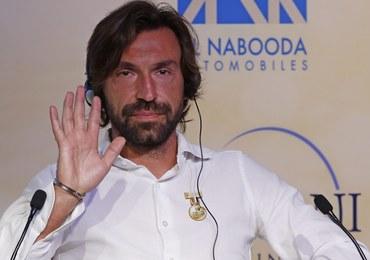 """Andrea Pirlo zakończył karierę piłkarską. """"Zawsze będę miał was w sercu"""""""
