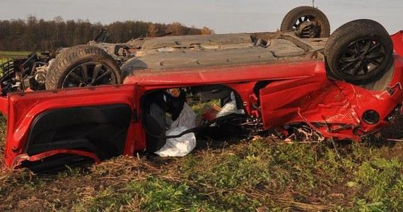 Policja i prokuratura wyjaśniają okoliczności wypadku, do którego doszło w poniedziałek w miejscowości Tłuściec na Lubelszczyźnie. Zginął w nim 26-letni mężczyzna.