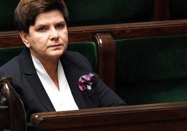 Sasin: Beata Szydło zostanie na stanowisku
