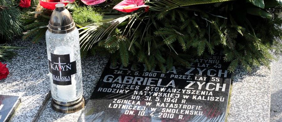 Katastrofa smoleńska  Ekshumacja z grobu Gabrieli Zych - RMF 24