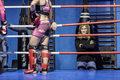 Iwona Guzowska mentorką obozu Ladies Fight Night