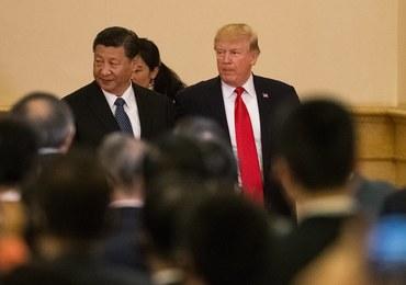Trump: Wspaniały prezydent Xi może szybko rozwiązać problem reżimu Kima