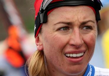Justyna Kowalczyk trzecia w biegu na 5 km w Muonio