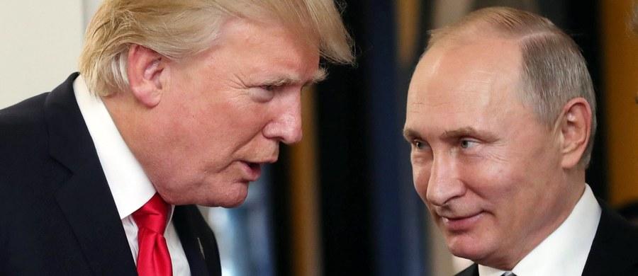 We wspólnym oświadczeniu prezydenci USA i Rosji: Donald Trump i Władimir Putin, zgodzili się kontynuować walkę z Państwem Islamskim w Syrii aż do pokonania samozwańczego kalifatu - podano na stronie internetowej Kremla.