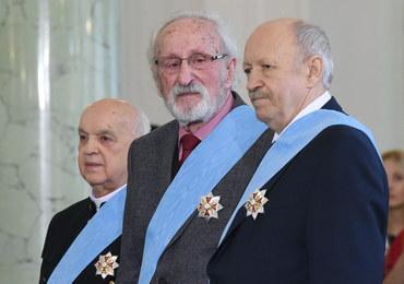 Prezydent odznaczył Orderem Orła Białego ks. Czerneckiego, Pieczkę i Pityńskiego