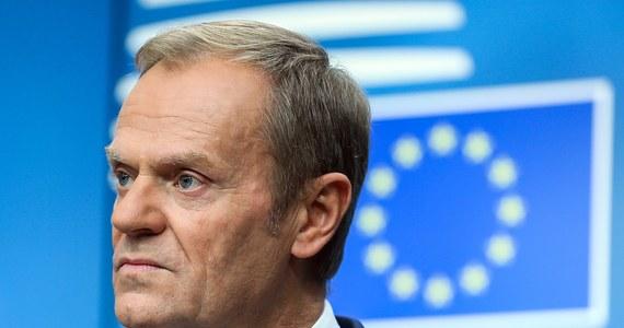 Szef Rady Europejskiej Donald Tusk wysłał do liderów krajów UE list, wzywając rządy, by jak najszybciej zajęły się projektem zmian w przepisach dyrektywy gazowej - dowiedziała się PAP ze źródeł unijnych. Regulacje te odnoszą się do projektu Nord Stream 2.