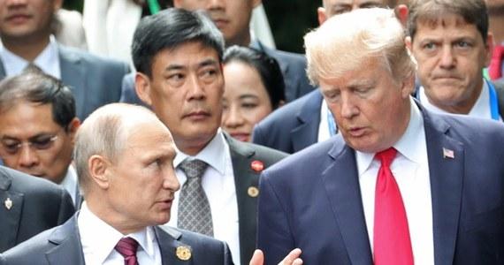 """Prezydent USA Donald Trump stwierdził na Twitterze, że """"posiadanie dobrych relacji z Rosją, to dobra a nie zła sprawa"""". Jak dodał, chce rozwiązać problemy Korei Północnej, Syrii, Ukrainy i terroryzmu a Rosja może przy tym wydatnie pomóc."""