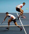 ATP Finals. Zwycięstwo francuskiego debla Herbert - Mahut