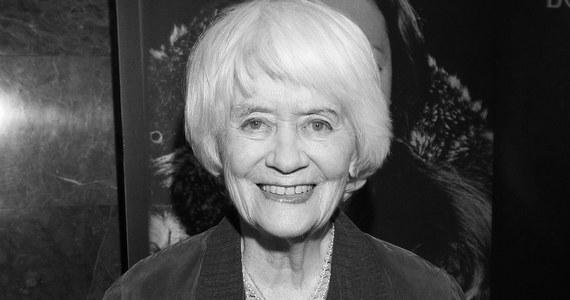 Zmarła Alina Janowska, aktora teatralna, telewizyjna i filmowa. Smutną wiadomość przekazał prezes Związku Artystów Scen Polskich Olgierd Łukaszewicz. Alina Janowska miała 94 lata.