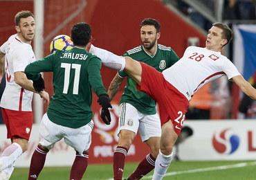 Polska przegrała z Meksykiem 0:1 w meczu towarzyskim w Gdańsku