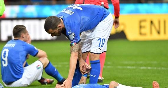 Szok, katastrofa, epokowa porażka, kompromitacja - to najczęstsze słowa w komentarzach prasy we Włoszech po tym, gdy reprezentacja kraju nie zakwalifikowała się do mistrzostw świata w Rosji po barażach ze Szwecją. Nie brak głosów, że Włosi na to zasłużyli.
