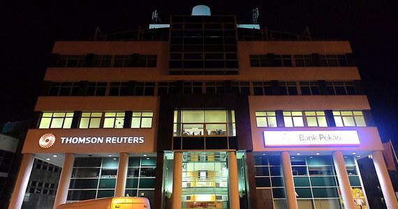 Trwają przesłuchania pracowników biurowca Thomson Reuters w Gdyni. Około godz. 19 doszło tam do poważnego incydentu, padły strzały. Pracownicy uciekali z biur. Zatrzymany został 30-letni obywatel Białorusi- dowiedział się dziennikarz RMF FM Kuba Kaługa.
