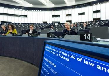 """6 europosłów PO zagłosowało za krytyczną dla Polski rezolucją PE. Kukiz: """"Kapusie platformiane"""""""