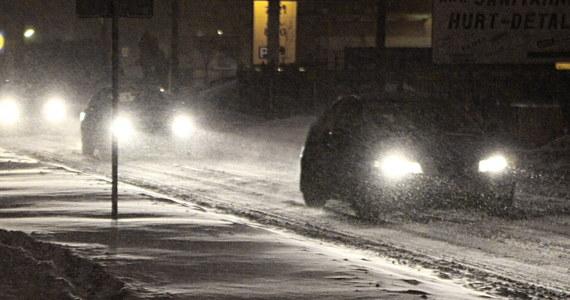 """Trudne warunki pogodowe na Dolnym Śląsku. """"Przeszła straszna burza i zamieć śnieżna"""" - informowała nas słuchaczka dzwoniąc w niedzielę wieczorem na Gorącą Linię RMF FM."""