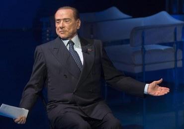 """Silvio Berlusconi zabiega o głosy """"drogich rówieśników"""". Obiecał wyższe emerytury"""