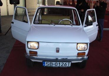 Fiat 126p wyruszył w podróż do Toma Hanksa!