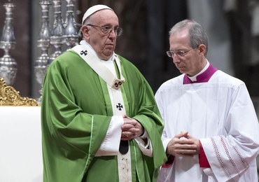 """Niecodzienny apel papieża Franciszka. """"Nie wystarczą same kary"""""""