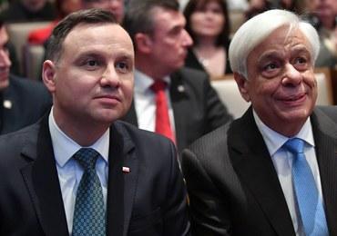 Szczerski: Duda rozmawiał z władzami Grecji o reparacjach wojennych od Niemiec