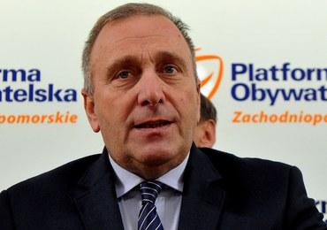Wniosek PO o konstruktywne wotum nieufności ma trafić do Sejmu pod koniec tygodnia