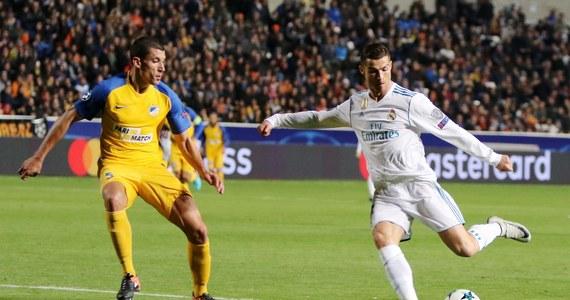 """Cristiano Ronaldo ma w Lidze Mistrzów już 113 goli. We wtorek Portugalczyk zdobył dwie bramki dla Realu Madryt w wyjazdowym meczu z APOEL-em Nikozja (6:0) i jest zdecydowanym liderem klasyfikacji wszech czasów! Wygrana """"Królewskich"""" w tym spotkaniu jest natomiast jedną z najwyższych w historii tych prestiżowych rozgrywek."""