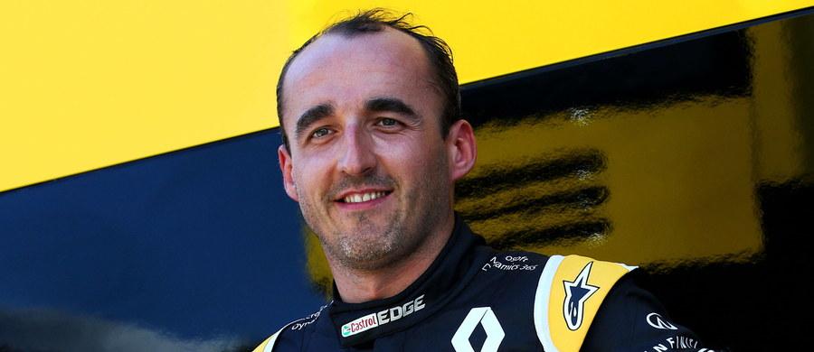 Robert Kubica weźmie udział w testach, jakie team Formuły 1 Williams przeprowadzi 28 i 29 listopada na torze w Abu Zabi - poinformował oficjalnie brytyjski zespól wyścigowy na swojej stronie internetowej. Kubica we wtorek będzie jeździł w sesji porannej, po nim testy rozpocznie obecny kierowca teamu Kanadyjczyk Lance Stroll. Następnego dnia od rana ekipa Williamsa będzie sprawdzała formę Rosjanina Siergieja Sirotkina, po nim w bolidzie ponownie usiądzie Polak.