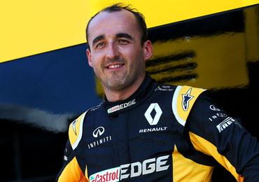 Williams: Robert Kubica weźmie udział w testach w Abu Zabi
