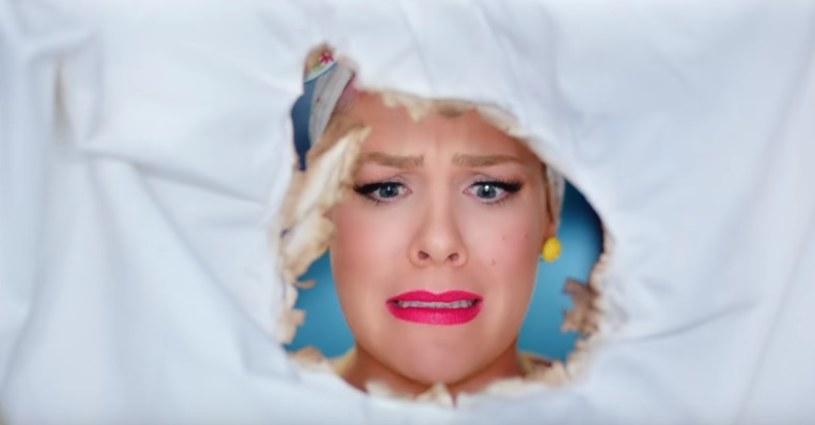 """Pink zaprezentowała teledysk do singla """"Beautiful Trauma"""". W klipie razem z nią wystąpił znany amerykański aktor, Channing Tatum."""