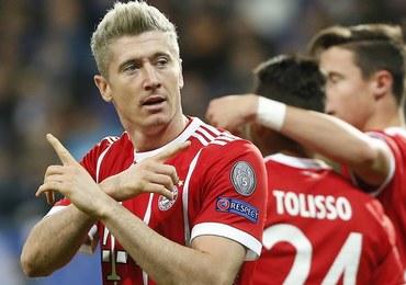 Liga Mistrzów: Gol Lewandowskiego, remis w Turynie