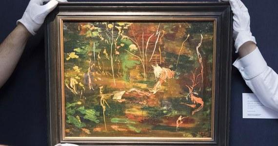 Ostatni obraz namalowany przez słynnego brytyjskiego premiera, Winstona Churchilla został sprzedany na aukcji za 357 tys. funtów. Wzbudziło to zaskoczenie świata sztuki.