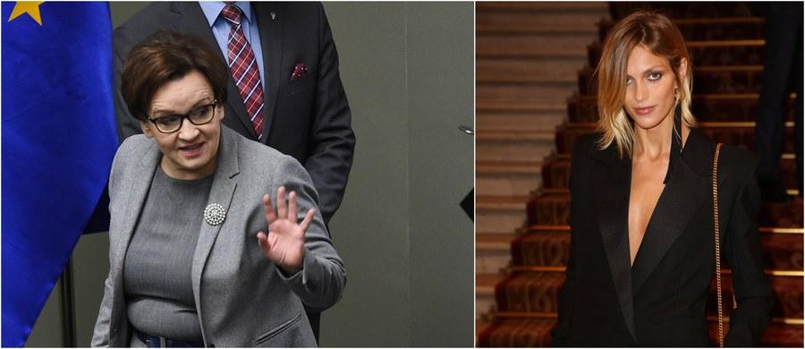 """Minister edukacji narodowej Anna Zalewska spotka się z topmodelką Anją Rubik, by porozmawiać o edukacji seksualnej w polskich szkołach. Zaproszenie, przypomnijmy, szefowa MEN wystosowała w środowej Porannej rozmowie w RMF FM. Teraz zdradza: """"Pani Rubik i ja jesteśmy umawiane""""."""