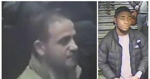 Londyńska policja opublikowała wizerunki dwóch mężczyzn poszukiwanych w związku z piątkowym incydentem na stacji Oxford Circus. W piątek wybuchło tam zamieszanie - świadkowie mówili o strzałach. Stację zamknięto, a podróżnych ewakuowana. Policja nie znalazła jednak dowodów na to, że ktoś tam strzelał.