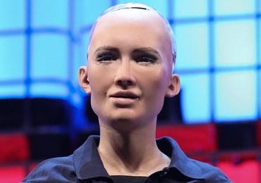 Sophia - pierwszy robot z obywatelstwem - marzy o dziecku