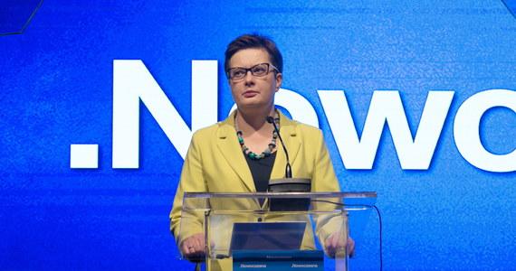 Nowym liderem Nowoczesnej została Katarzyna Lubnauer. W głosowaniu pokonała dotychczasowego przewodniczącego - Ryszarda Petru.