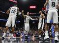 NBA. Powrót Parkera, zwycięstwo Spurs