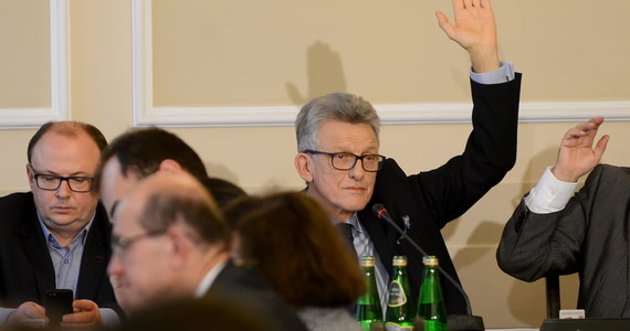 Sejmowa komisja sprawiedliwości opowiedziała się za uchwaleniem projektu prezydenta Andrzeja Dudy ws. Krajowej Rady Sądownictwa - wraz ze wszystkimi siedmioma poprawkami zgłoszonymi przez PiS.