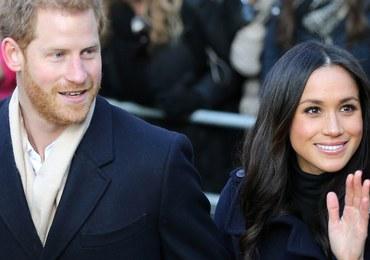 Meghan Markle po raz pierwszy wystąpiła publicznie jako narzeczona księcia Harry'ego