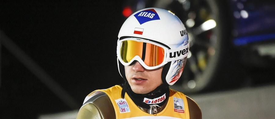 Piotr Żyła zajął 10. miejsce w konkursie Pucharu Świata w skokach narciarskich w Niżnym Tagile w Rosji. Wygrał Niemiec Richard Freitag.