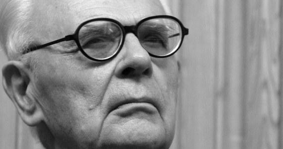 Zmarł profesor Jerzy Kłoczowski - historyk, żołnierz Armii Krajowej, uczestnik Powstania Warszawskiego, senator I kadencji, współzałożyciel i wieloletni dyrektor Instytutu Europy Środkowo-Wschodniej w Lublinie. Miał 93 lata.