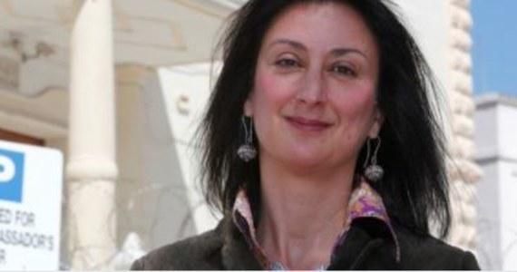Maltańska policja zatrzymała osiem osób w związku z zabójstwem dziennikarki i blogerki Daphne Caruany Galizii, która zginęła 16 października w wybuchu bomby - ogłosił premier Malty Joseph Muscat.